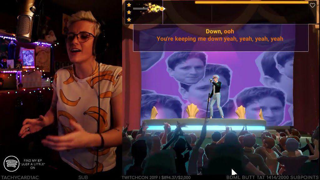 Twitch Sing: Karaoke gratuito