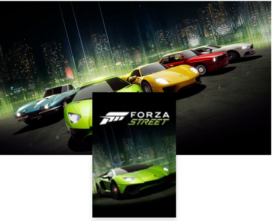Forza Street GRATIS para PC