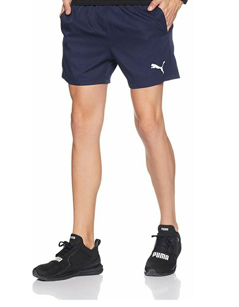 Pantalón corto Puma Active, talla XL.