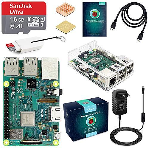 Starter Kit Raspberry Pi 3 Modelo B+