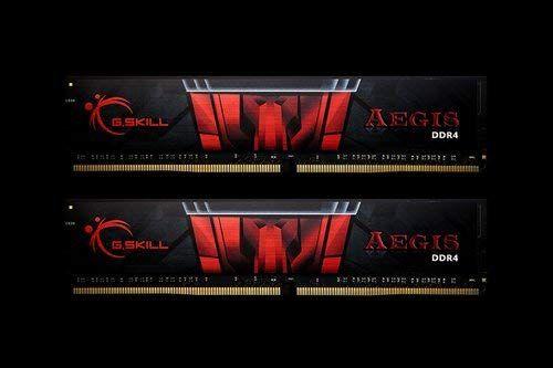 RAM G.Skill Aegis, 16 GB, 2 x 8 GB, 3000 MHz, CL16