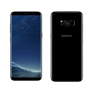 Samsung Galaxy S8 G950FD Duos 4G LTE 64GB Midnight Black Nuevo