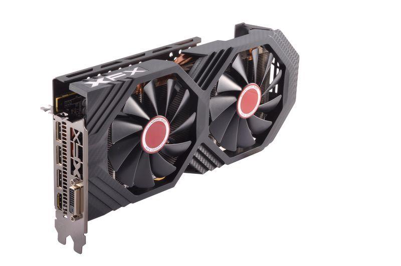 XFX Radeon RX 580 XXX GTS Edition OC+ 8GB GDDR5 [ 2 Juegos GRATIS ]