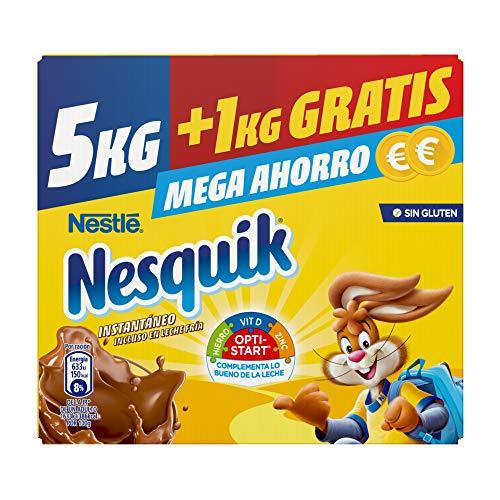 6 KILOS DE NESQUIK, POR 18 EUROS   sin necesidad de pantry