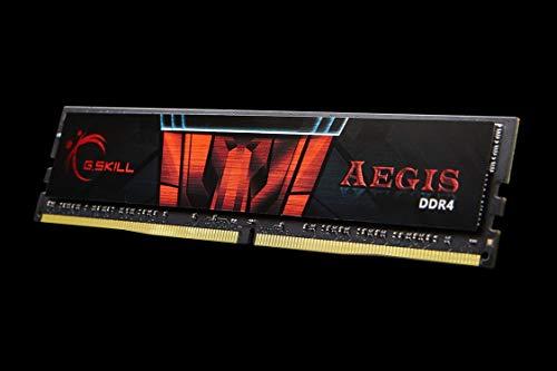 G.Skill Aegis DDR4 Memoria (16 GB, 1 x 16 GB, DDR4, 3000 MHz, 288-pin DIMM)