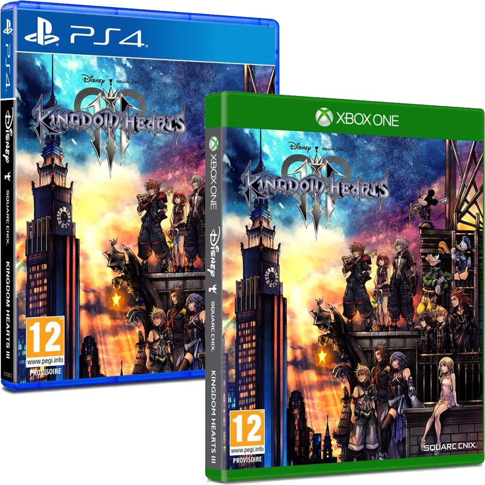 Kingdom Hearts 3 (PS4, XBOX)