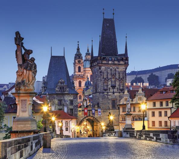Praga 74€/p =  2 noches en hotel 3* + vuelos