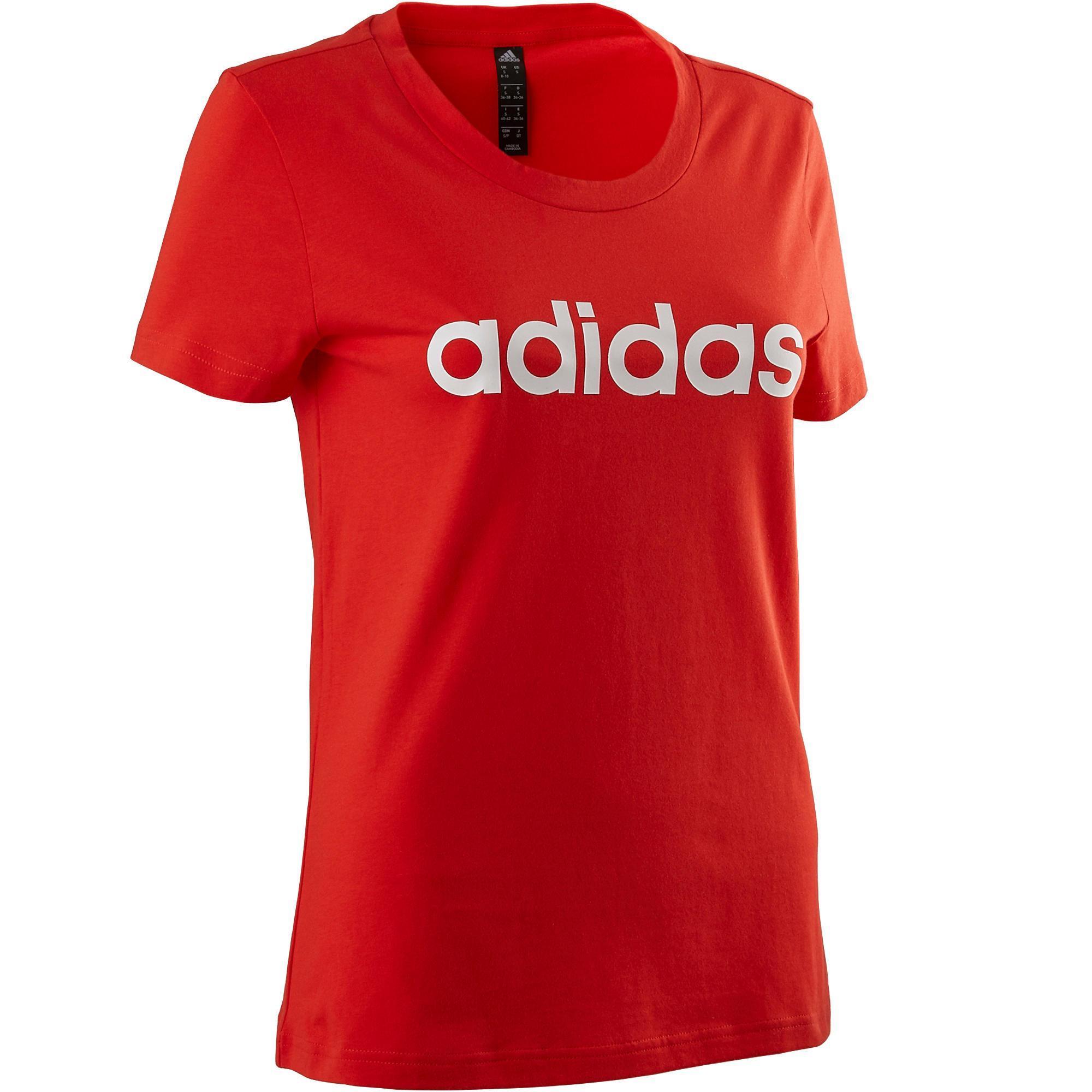 Camiseta para mujer Adidas