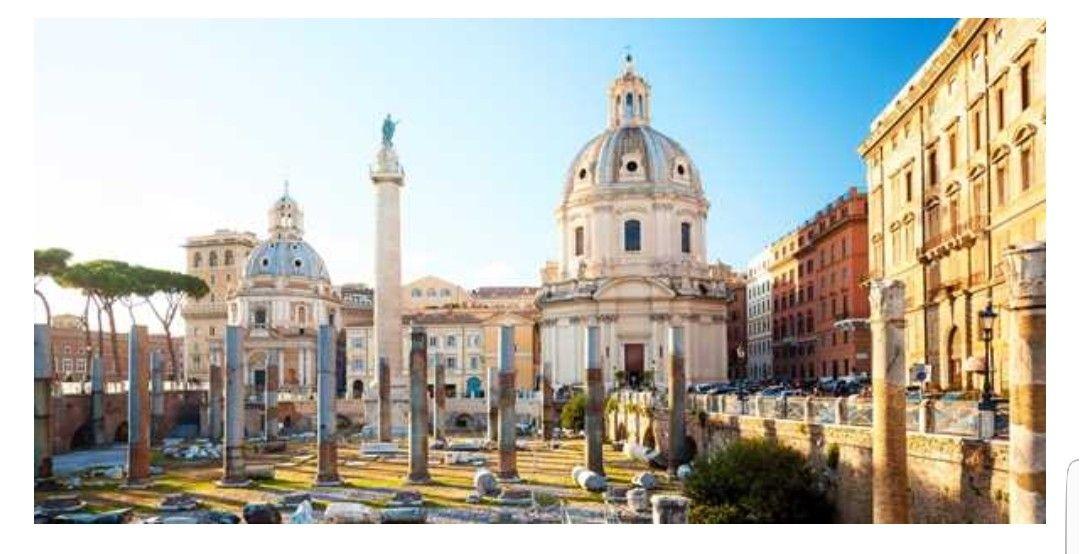 ROMA 4 DIAS CON HOTELES Y VUELOS INCLUIDOS.