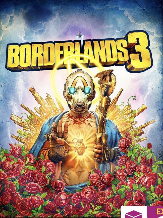 Estampita de Borderlands 3 GRATIS en tu tienda Game