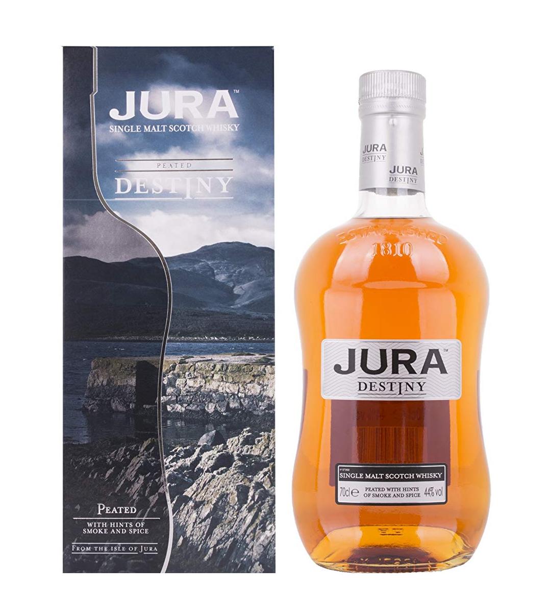 Jura Destiny Single Malt Whisky - 700 ml.