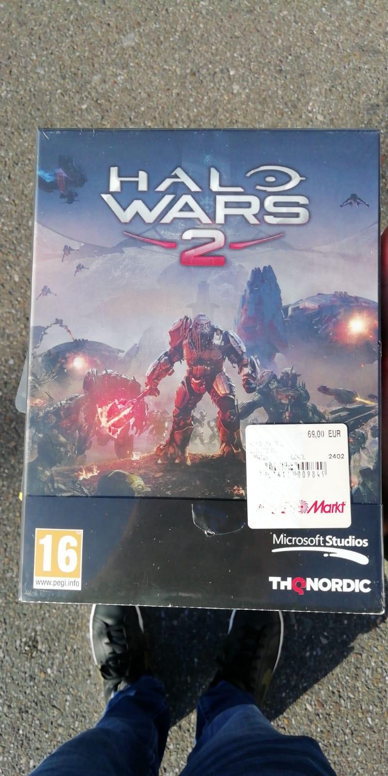Halo Wars 2 en  Mediamarkt de Toledo