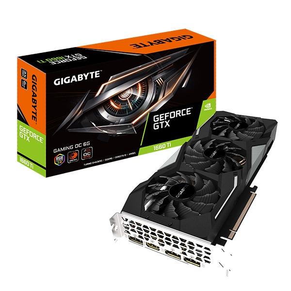 Nvidia GeForce GTX 1660 Ti 6GB DDR6 solo 269€