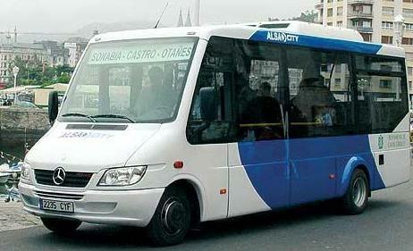 Autobús gratis 19 de Abril (Castro Urdiales)