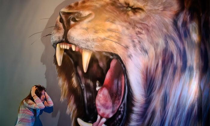 Museo de Ilusiones - Barcelona - Entrada doble