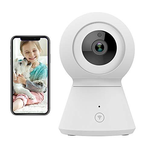 YI IOT Camara YI de Vigilancia 360° Full HD 1080p