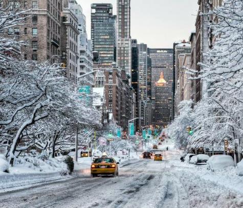 Vuelo Nueva York desde 117€ la ida y 117 la vuelta