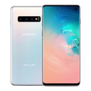 Samsung Galaxy S10  8GB RAM 128GB COLORES: Negro y  Prism White Auténtic
