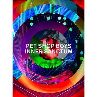 PET SHOP BOYS Box Set Inner Sanctum - Blu-Ray + DVD + 2 CD
