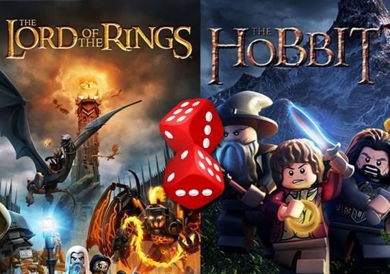 LEGO: Paquete aleatorio Hobbit o El Señor de los Anillos