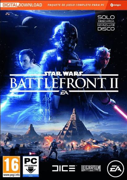 Star Wars Battlefront II (PC) físico en MediaMarkt de Toledo