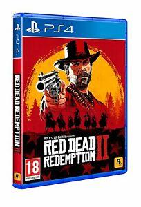 Red Dead Redemption 2 (Castellano, PS4, Físico) Cuentas seleccionadas