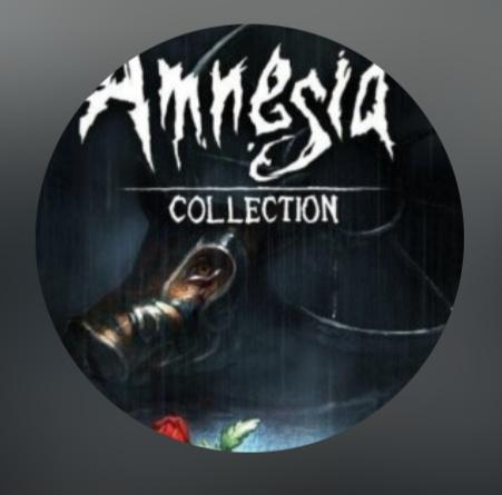Amnesia Collection para Steam