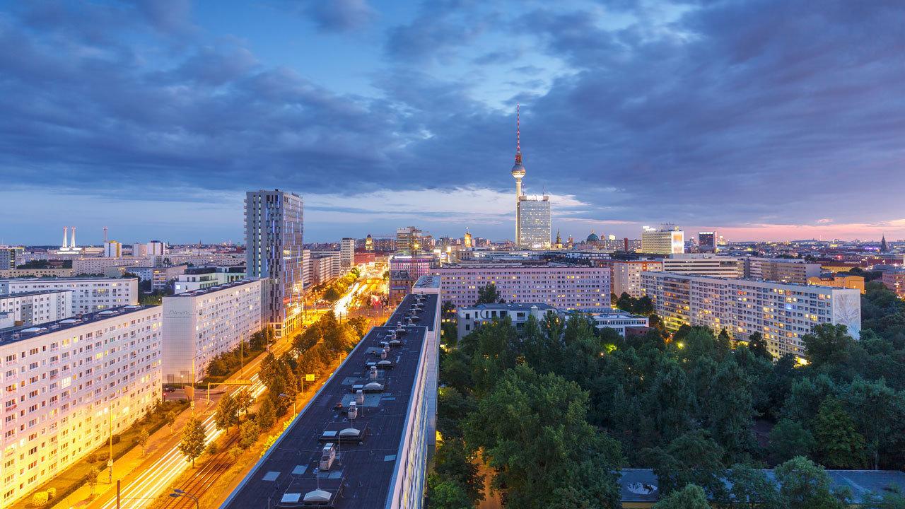 Berlin en primavera vuelos más 2 noches de hotel 4* salida desde diferentes ciudades