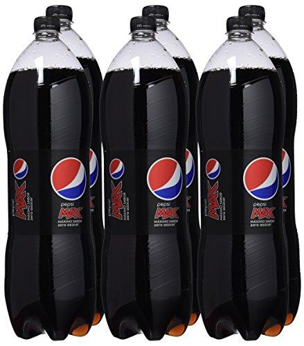 Pepsi Max, paquete de cuatro, a buen precio