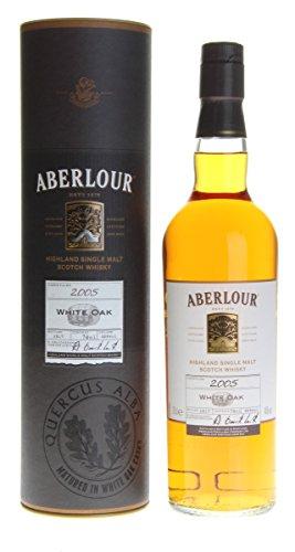 Aberlour White Oak Highland Single Malt Scotch Whisky - 700 ml