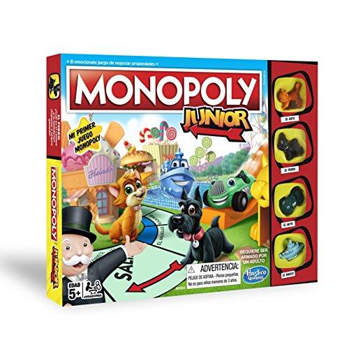 Monopoly Junior, versión Española