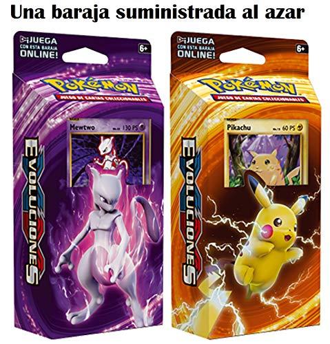 Pokemon  Cartas XY Evoluciones-Español