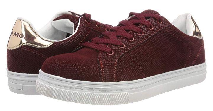 Zapatillas mujer Vero Moda número 38 (número 39 en rojas o negras por 12-13€)