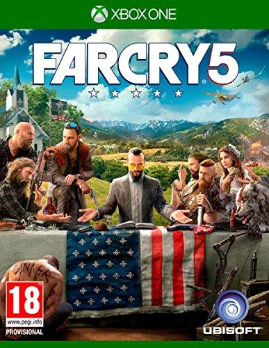 Far Cry 5 (Xbox, Físico)