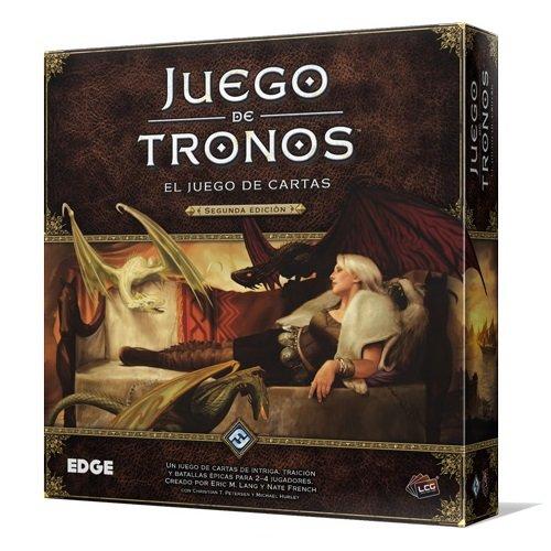 Juego de cartas de Juego de Tronos 2ª edición