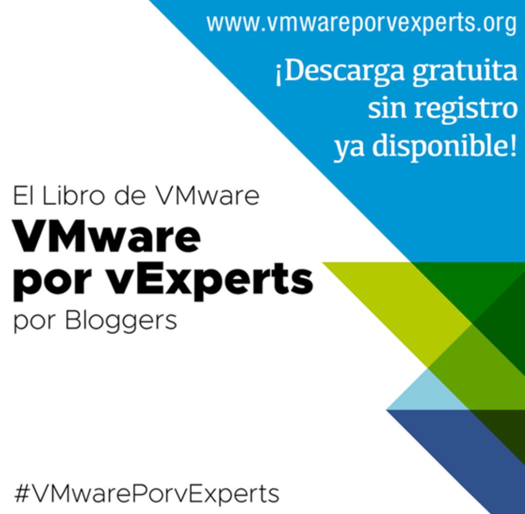 ebook VMware por vExperts (GRATIS y causa solidaria) - ePUB y pdf 1064 páginas