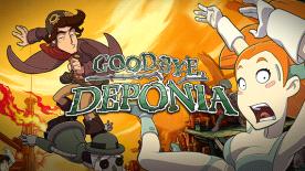 Goodbye Deponia (Steam, PC)