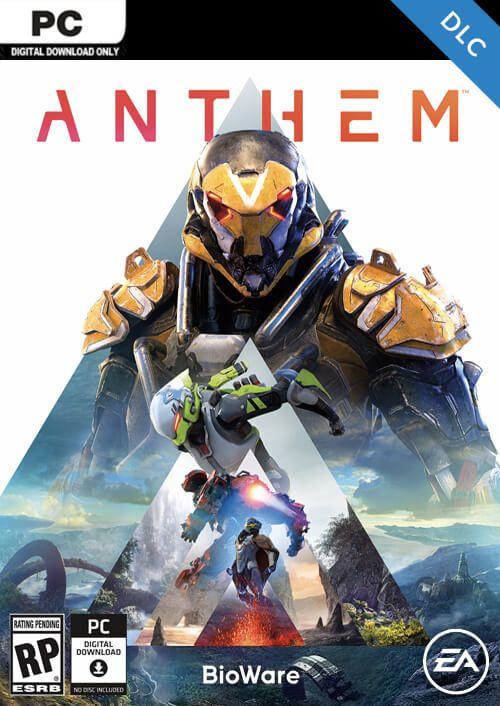 Anthem PC DLC (origin, PC)