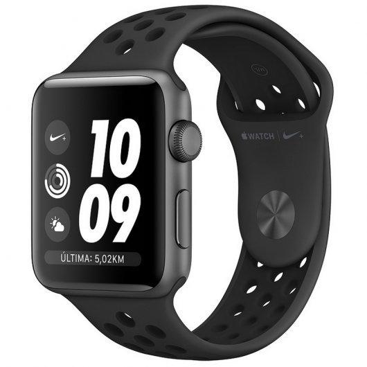 Apple Watch Nike+ Series 3 GPS 42mm ¡SOLO QUEDAN 7!