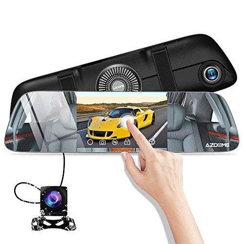 Dashcam 1080P espejo solo 19.9€