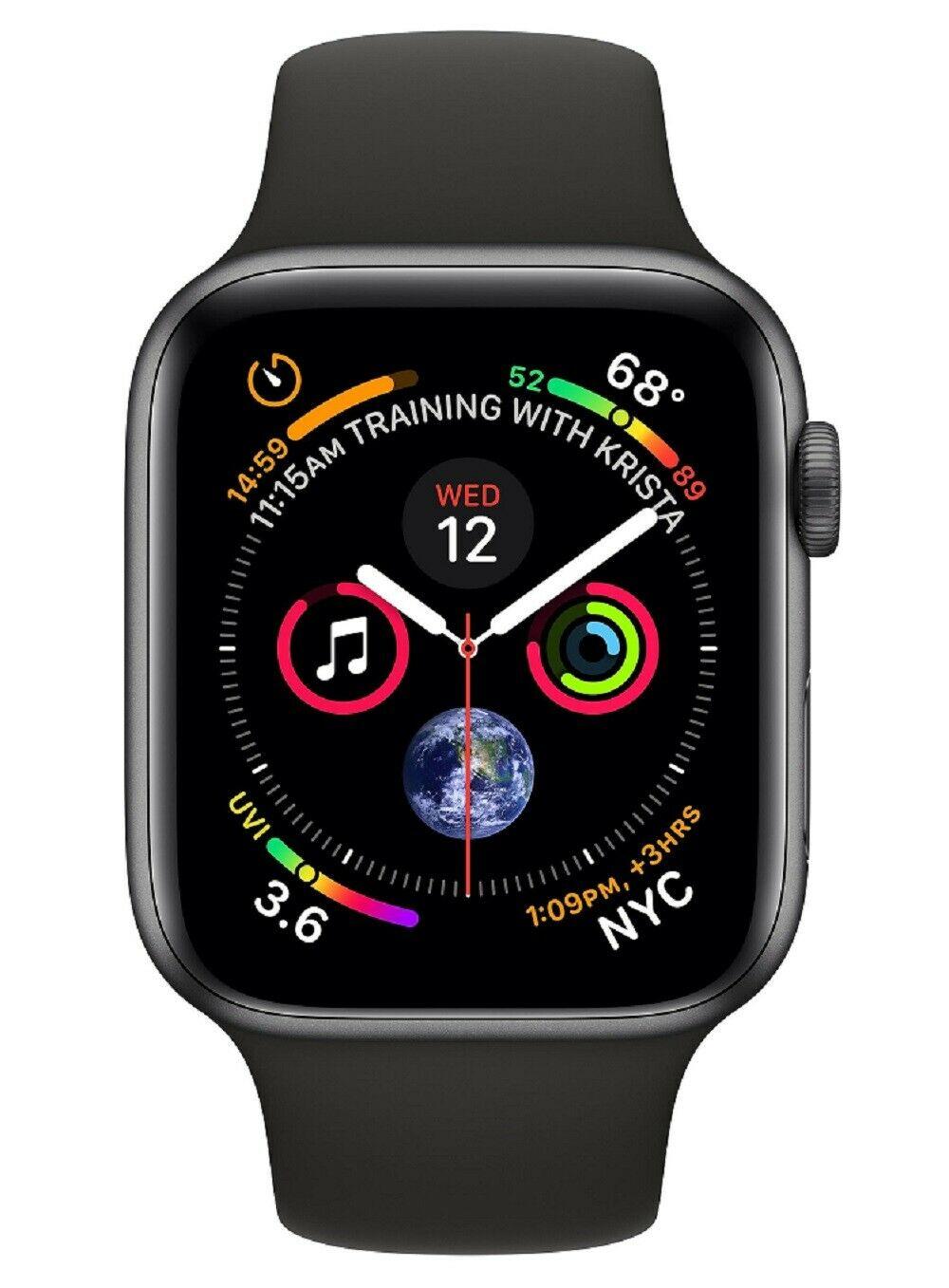 Apple Watch series 4 40mm (Cuentas seleccionadas)