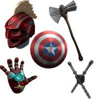 Gratis: Para tu hijo 5 objetos de Marvel (Roblox)