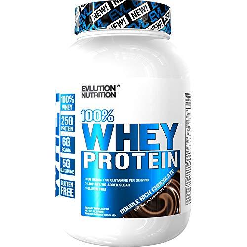 Evlution Nutrition 100% Whey 900G