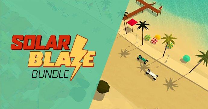 Solar Blaze Bundle - Indiegala