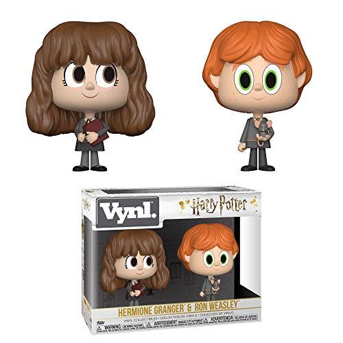 Figura Funko Vynl Harry Potter - Ron y Hermione