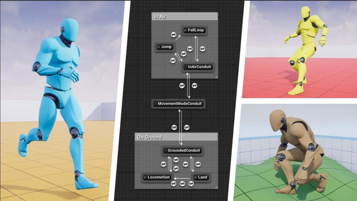 UNREAL ENGINE: Cuatro nuevas herramientas gratis para desarrolladores