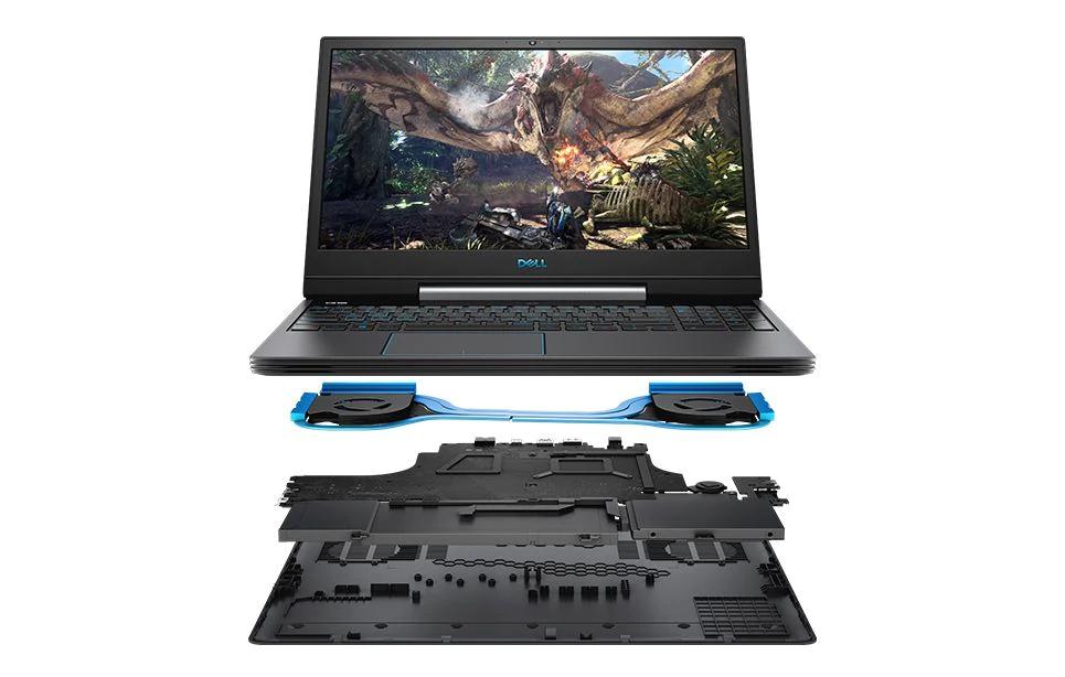 Portátil Dell G5 i7-8750 con 2060 por 1099€ (DE NUEVO)