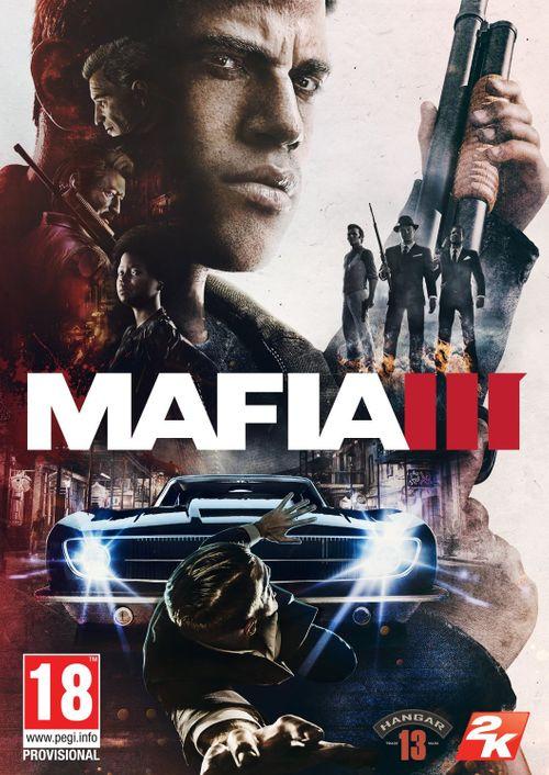 Mafia III 3 [Steam, PC]