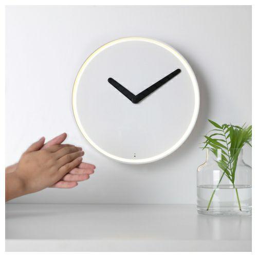Reloj con LED Ikea Stolpa