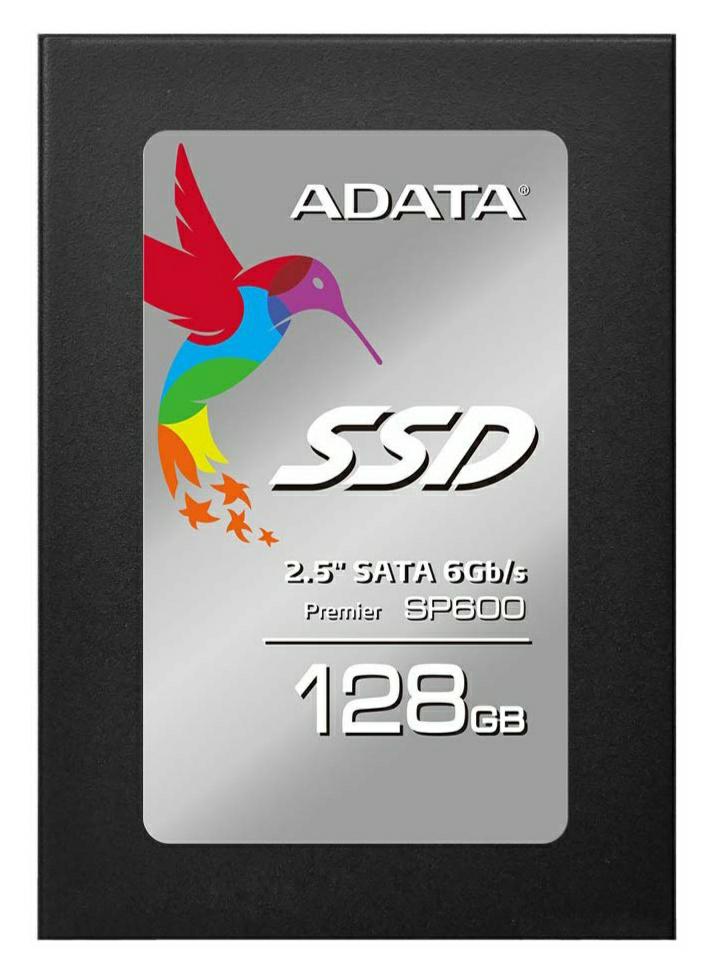 "(MÍNIMO HISTÓRICO) ADATA Premier Pro SP600 Disco Duro sólido (128 GB, 2.5"", 360 MB/s, 6 Gbit/s)"